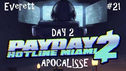 Payday 2 ITA SUB ENG 21 Death Wish - Hotline Miami Day 2