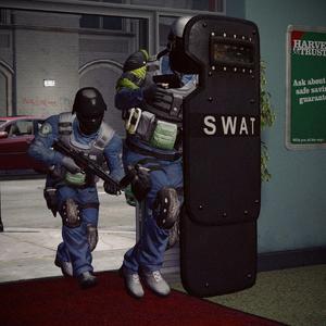 SWAT Shield RiskModifiers