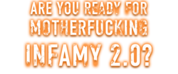 Infamy are you ready v3