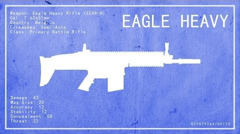 Eagle Heavy Rifle - PAYDAY 2 Weapon Guide 2