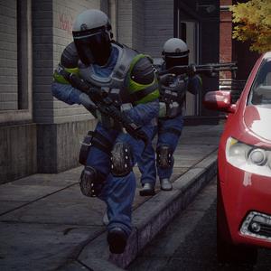 SWAT Heavy RiskModifiers