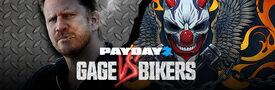 Gage vs Biker