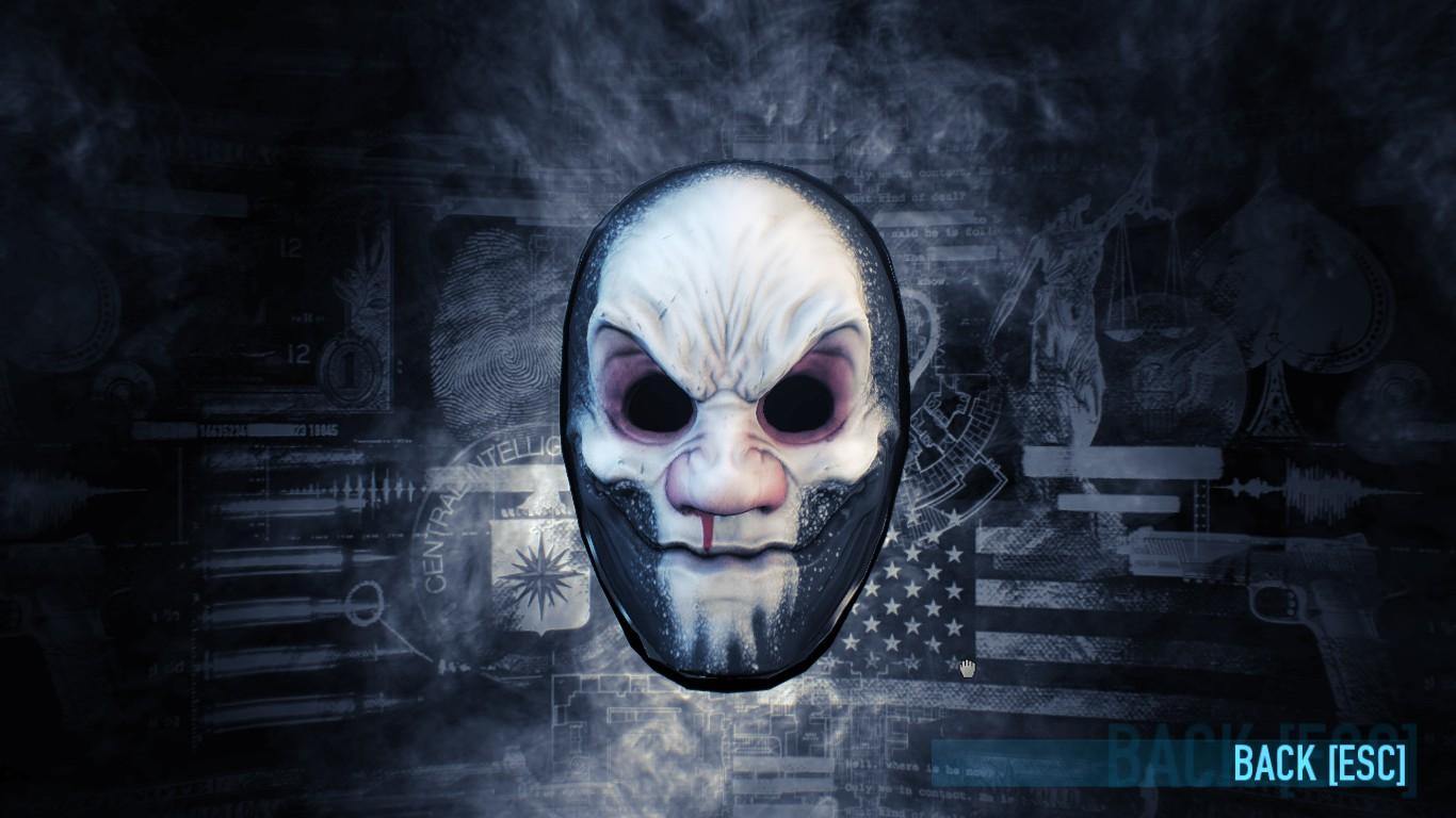 Payday  Cursed Kill Room Mod