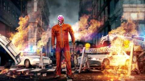 PAYDAY 2 Crimefest Music Miles Malone - This is Our Time