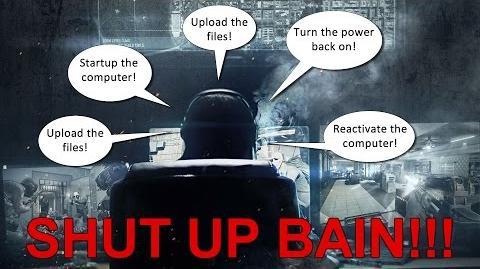 Payday 2 Glitch - SHUT UP BAIN!!!