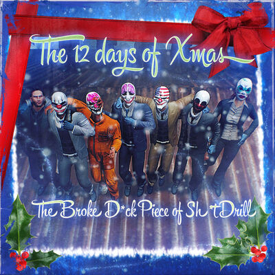 The 12 Days of Xmas