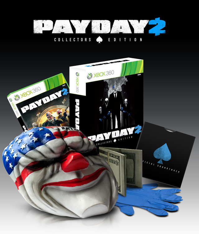 Five years later, Payday 2 has made its way to the Nintendo Switch..