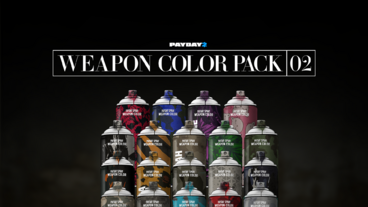 Weapon Color Pack 02