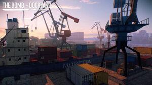 The Bomb: Dockyard