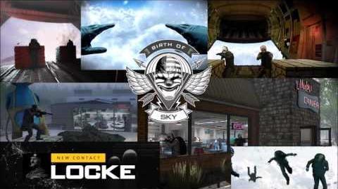 Payday 2 - Birth of Sky Voice Lines (Locke)