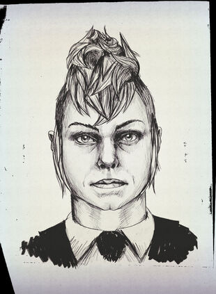 Sketch del FBI
