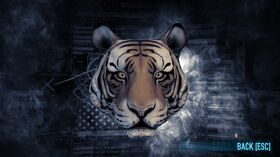 Panthera Tigris full color