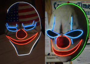 Paycheckmasks