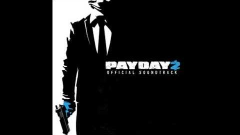 Payday 2 Official Soundtrack - -46 Drop Zone (Anticipation)