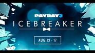 Payday 2 - Icebreaker Website Track
