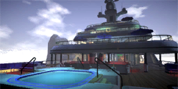 Payday Level yacht