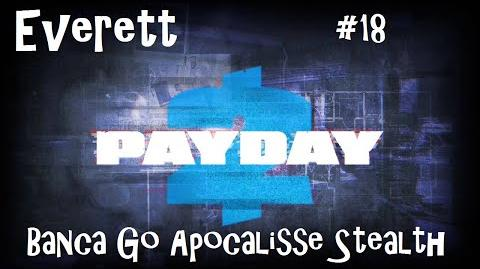 Payday 2 ITA SUB ENG 18 Death Wish - GO Bank Stealth