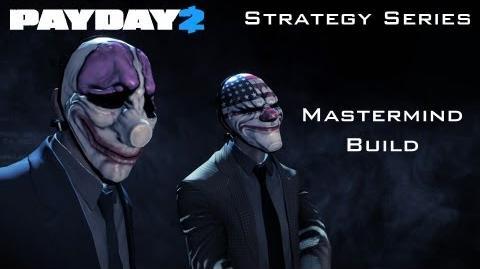 Payday 2 Mastermind Build