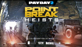 The Point Break Heists