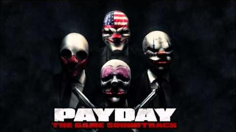 PAYDAY - The Game Soundtrack - 11. Code Silver (No Mercy)