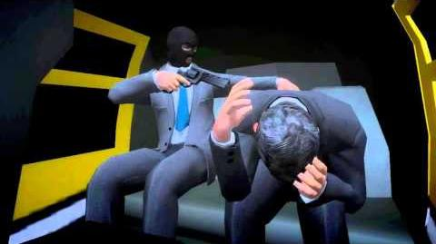 PAYDAY The Heist - Bain Quotes