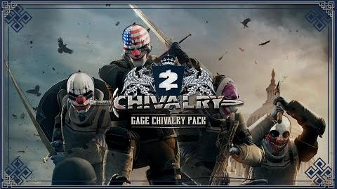 PAYDAY 2 Gage Chivalry Pack Trailer