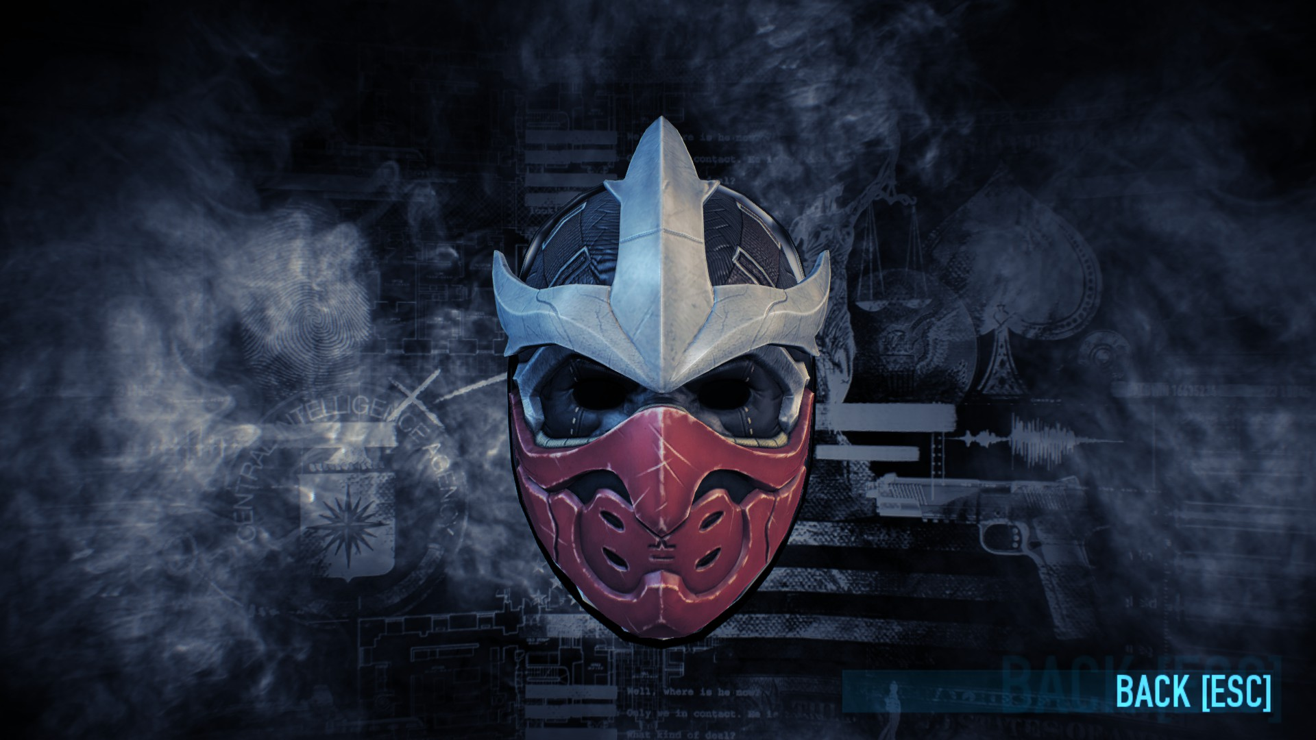 how to get the mega kawaii mask in payday 2