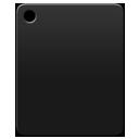 Material-plasticblack