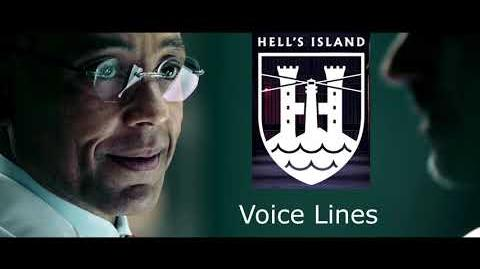 Payday 2 - The Dentist's Hell Island Voice Lines