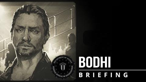 PAYDAY 2 Bodhi Briefing Trailer