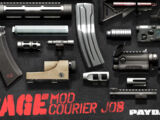 Gage Mod Courier