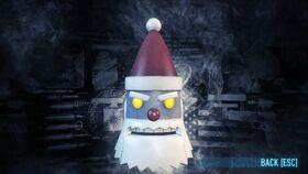 Mechanical Santa Fullcolor