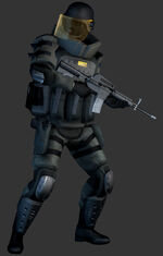 Heavy SWAT