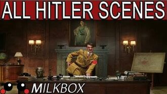 Raid World War II All Hitler Scenes Compilation
