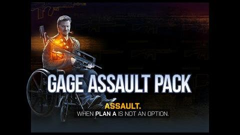 PAYDAY 2 Gage Assault Pack DLC Trailer