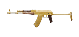 Golden AK.762 FBI Files
