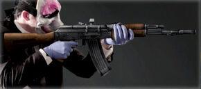 AK upgrade