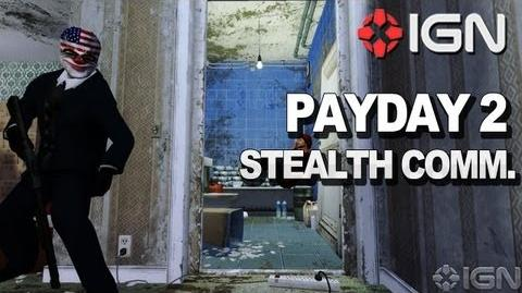 PayDay 2's Stealth - Developer Co-Commentary
