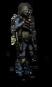 Steam Blue SWAT