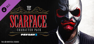 Scarface character pack header