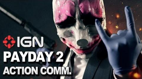 PayDay 2's Action - Developer Co-Commentary
