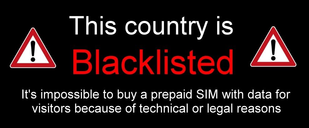 Blacklist   Prepaid Data SIM Card Wiki   FANDOM powered by Wikia