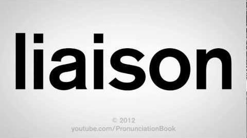 How to Pronounce Liaison