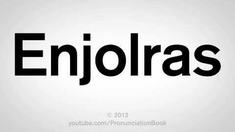 How to Pronounce Enjolras