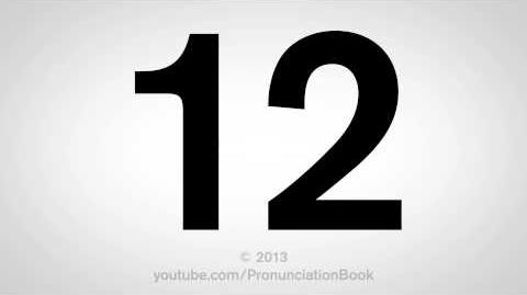 How to Pronounce 12