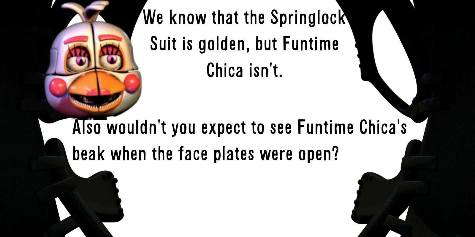 Who possessed who in FNaF | Five Nights at Freddy's Wiki