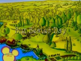 Title Display - Big Beaver Day