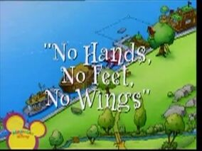 No Hands, No Feet, No Wings