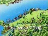 Three Super Otters