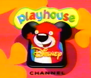 Playhouse Disney - Peanut Otter